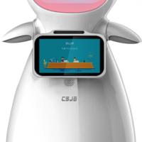 智能家庭陪伴机器人-小雪
