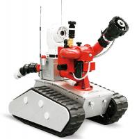消防灭火侦察机器人