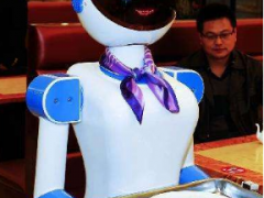商业智能服务机器人分类及应用价值