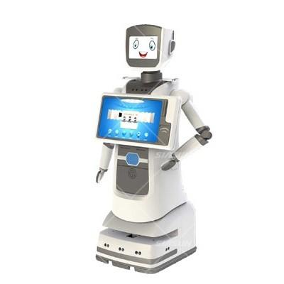 松果Ⅱ号 银行助理机器人