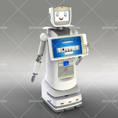 松果Ⅱ号 政务服务机器人