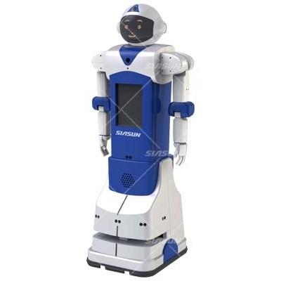松果Ⅲ号 迎宾展示机器人