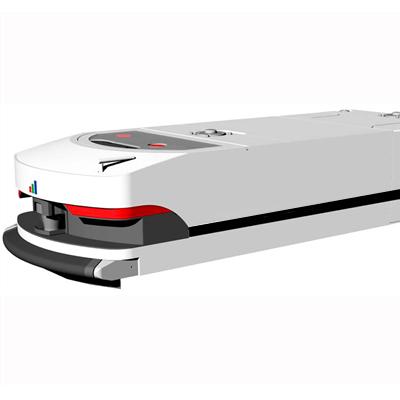 深圳市高步达智能科技磁导航潜伏背负式AGV专业为客户订制