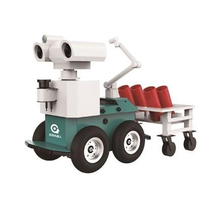 轮式操作巡检机器人
