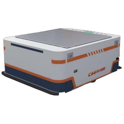 自然物激光导航AGV