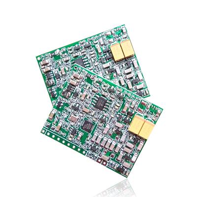RFID低频高速远距离AGV机器人地标读卡模块