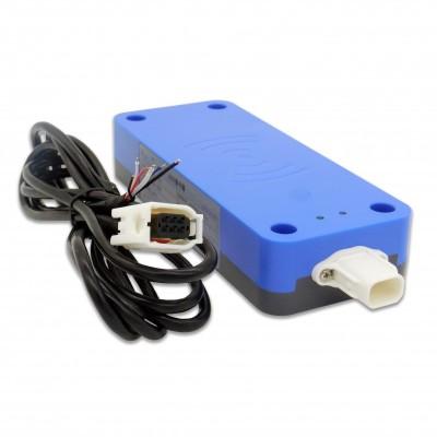 RFID低频高速自动化产线AGV地标标签读卡器