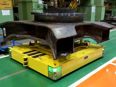 平板承载型AGV