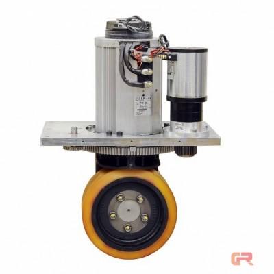 CFR驱动轮 4舵轮MRT97立式承载 agv停车 激光导航