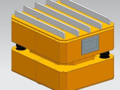 AGV车体结构件代工生产