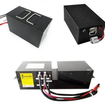 厂家定制机器人电池-消杀/消毒机器人锂电池