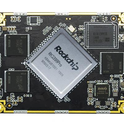 LCB3399Pro高性能AI芯片模块