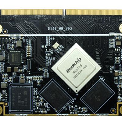 LCM3399智能POS支付终端/高端美妆镜