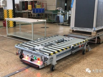 AGV搬运机器人|辽宁AGV|大连AGV小车|大连佳为自动化