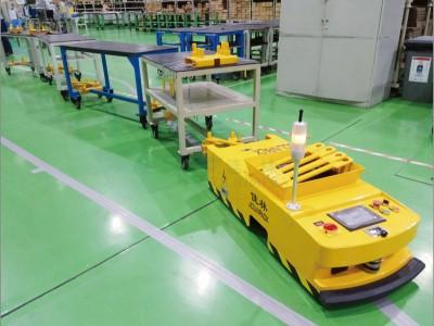 营口AGV小车现货供应-大连佳为自动化设备
