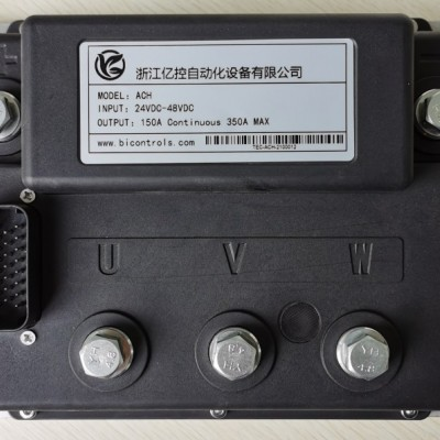 如果让叉车运行自如-TEC驱动器实现全向移动控制-ACH