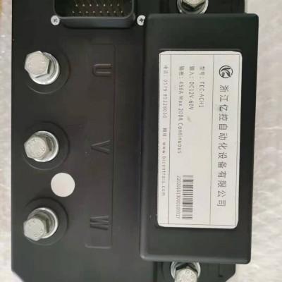 如何控制agV叉车电机-控制器选型ACH系列TEC品牌