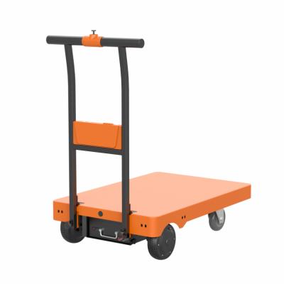 跟随搬运机器人 高性价比搬运车,价格只有AGV的1/3